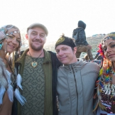 Desert Dwellers - Festival Family