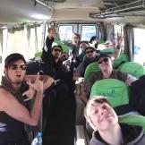 Desert Dwellers & Great Convergence crew