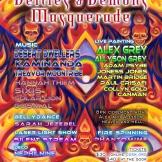 2013 10-26 Headlining Deities & Demons (COSM, NY)