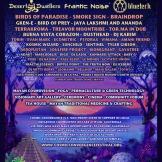 2014 01-01 Headlining Cosmic Convergence Festival (Guatemala)