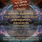 2014 06-07 Headlining Archaic Revival (Texas)
