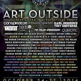 2014 10-25 Art Outside (Austin, TX)