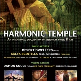 2015 02-08 Headlining Harmonic Temple (Australia)